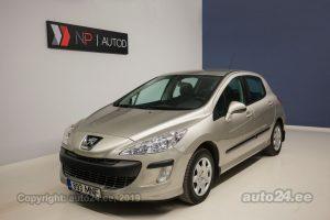 Peugeot 308 VTi 1.6  88 kW