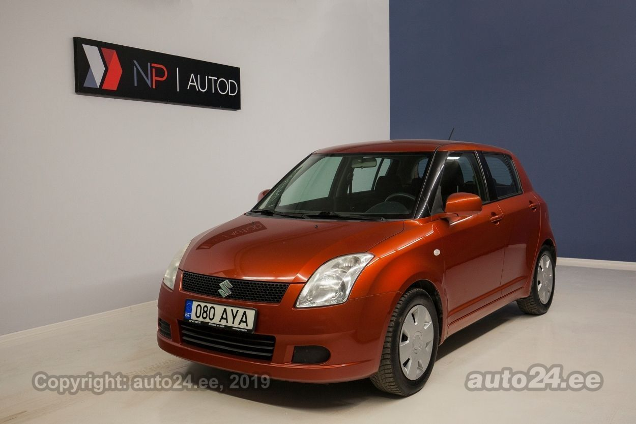 Suzuki Swift 4Grip 1.3  68 kW