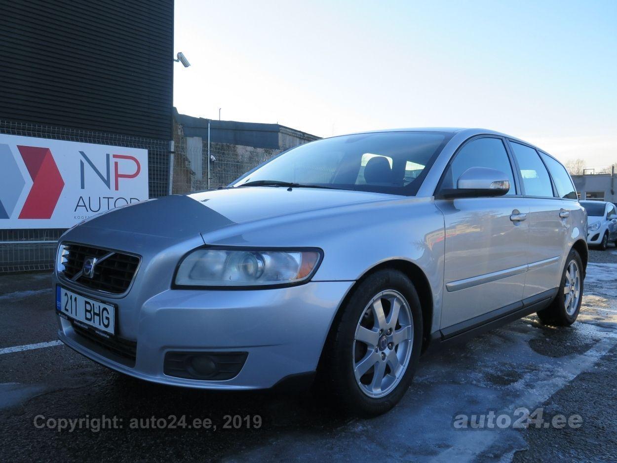 Volvo V50 eDrive 1.6  80 kW