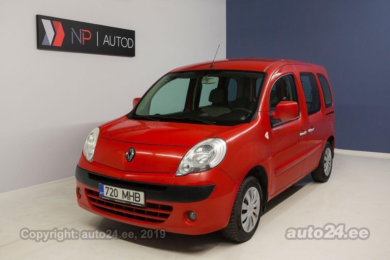 Renault Kangoo Maxi 1.5  66 kW