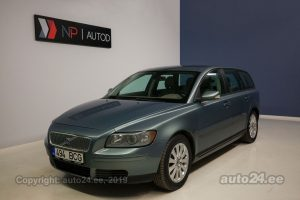 Volvo V50 D 2.0  100 kW