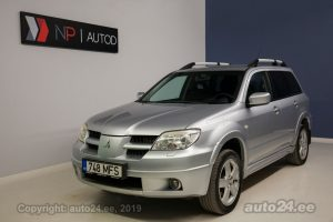 Mitsubishi Outlander 4WD 2.0  100 kW