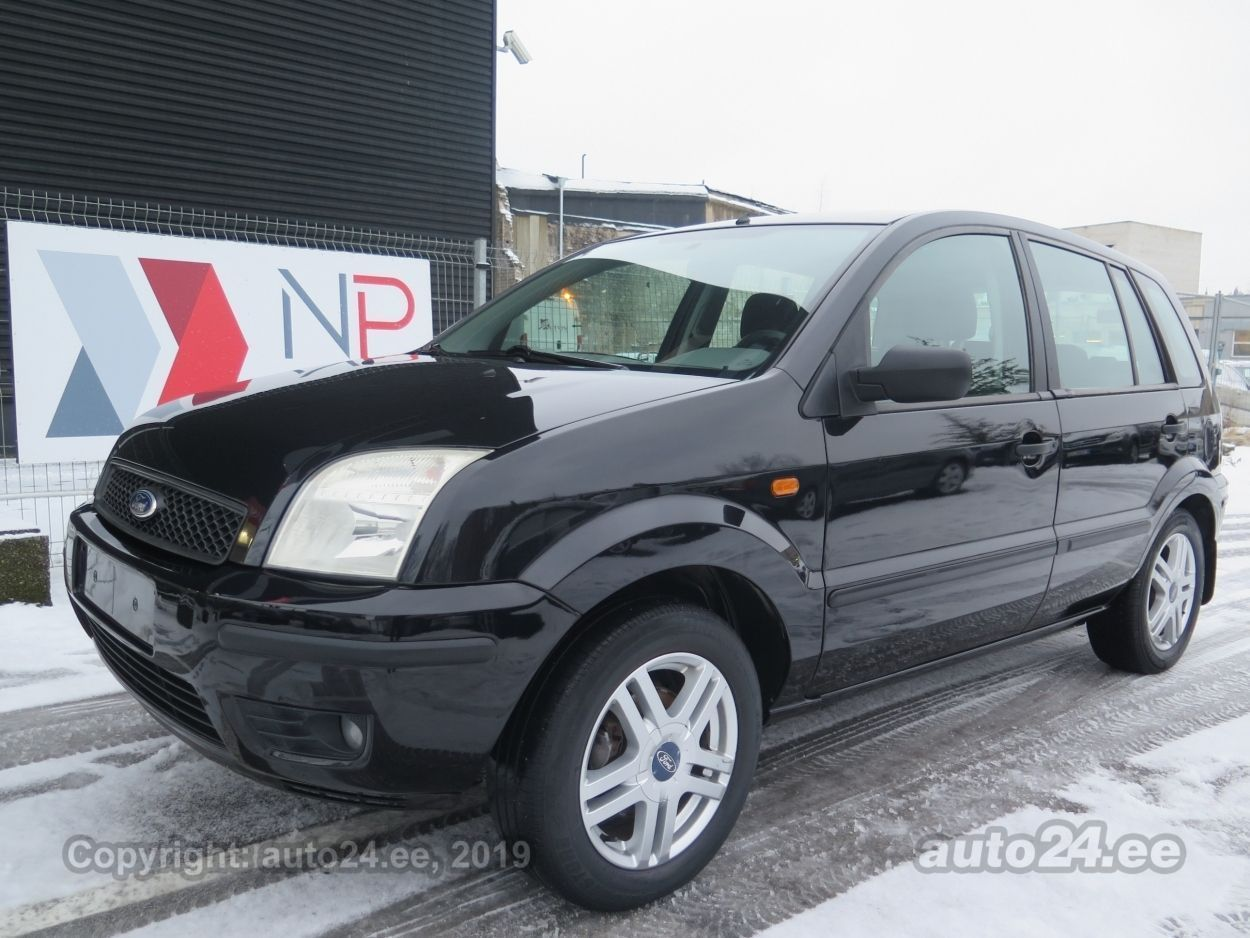 Ford Fusion Family 1.4  59 kW