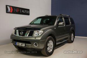 Nissan Pathfinder dCI 2.5  128 kW