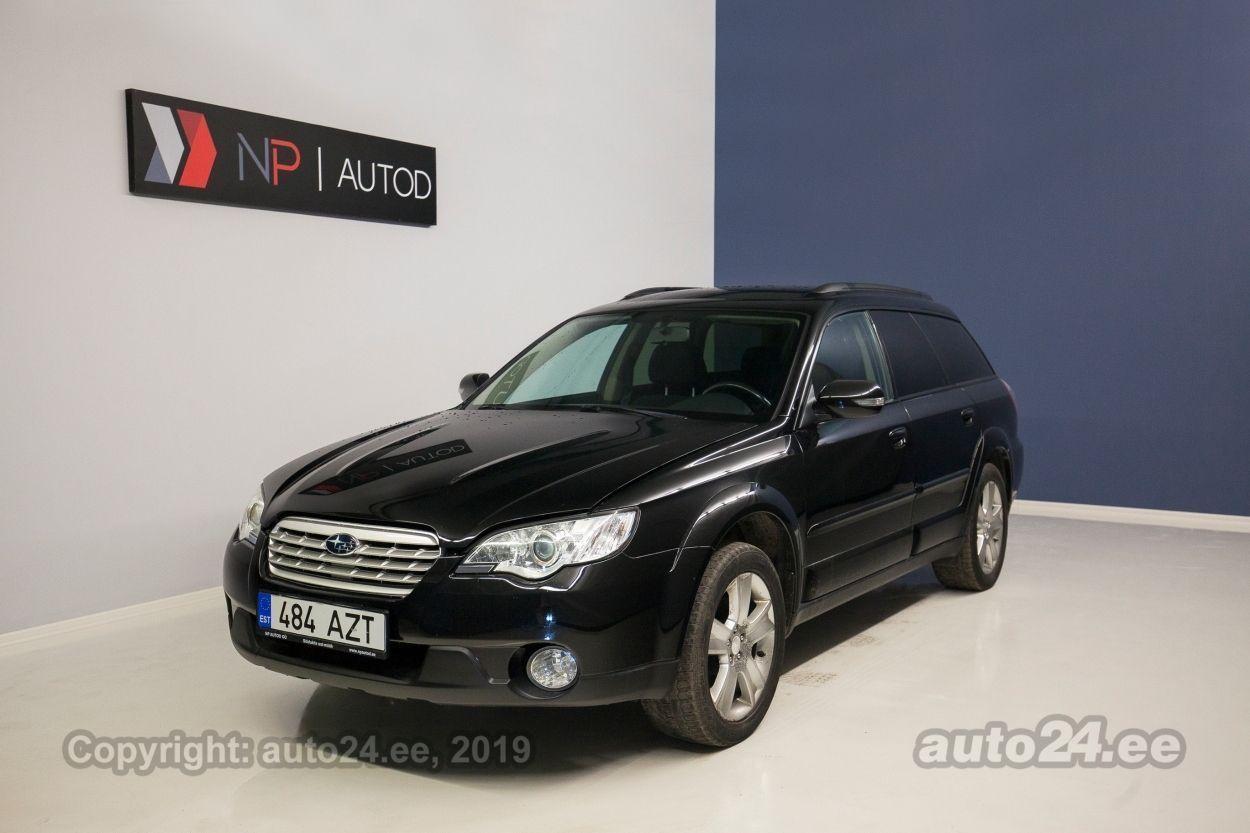 Subaru Outback Touring Wagon 2.5  121 kW