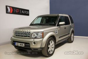 Land Rover Discovery 4 TDV6 3.0  180 kW