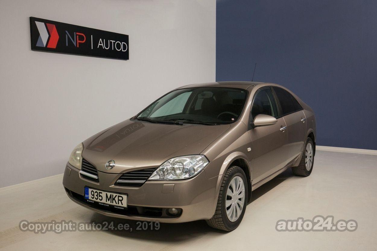 Nissan Primera City 2.0  103 kW