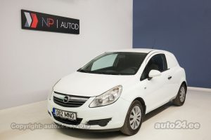 Opel Corsa VAN 1.2  51 kW