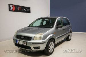 Ford Fusion TDCi 1.4  50 kW