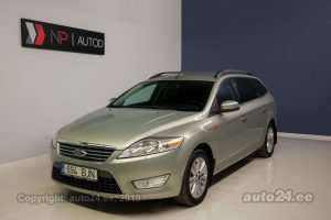 Ford Mondeo Wagon 2.3  118 kW