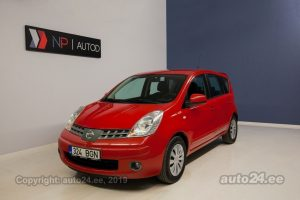 Nissan Note dCi 1.5  63 kW