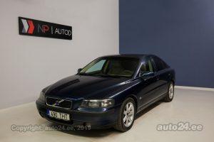 Volvo S60 D 2.4  96 kW