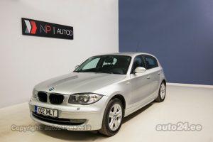 BMW 116 1.6  85 kW