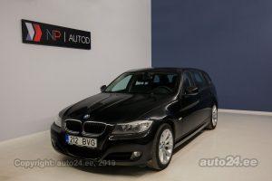 BMW 318 Touring 2.0  105 kW