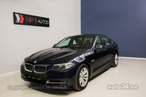 BMW 520 D 2.0  140 kW