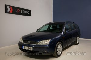 Ford Mondeo TDCi 2.0  85 kW