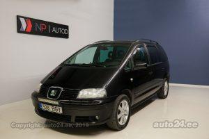 SEAT Alhambra TDi 2.0  103 kW