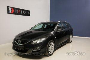 Mazda 6 CiTD 2.2  95 kW