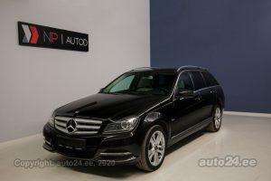 Mercedes-Benz C 200 Avantgarde 2.1  100 kW