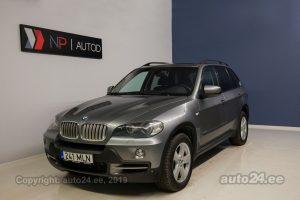 BMW X5 XDRIVE 35D 3.0  210 kW