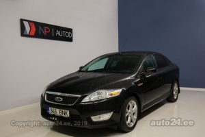 Ford Mondeo 16V 2.0  107 kW
