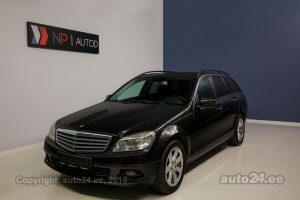 Mercedes-Benz C 220 CDI 2.1  125 kW