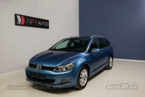 Volkswagen Golf Lounge 1.6  81 kW