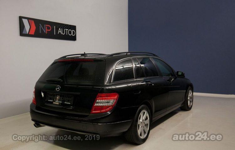 Mercedes-Benz C 220 CDI 2 1 125 kW - NP AUTOD
