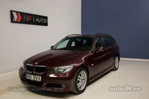 BMW 320 Touring 2.0  130 kW