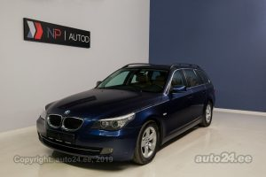 BMW 520 Touring 2.0  130 kW