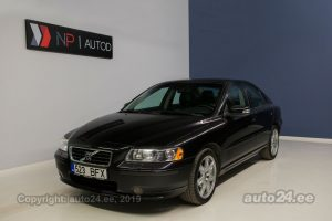 Volvo S60 D 2.4  120 kW