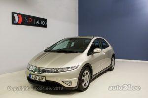 Honda Civic 2.2  103 kW