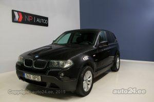 BMW X3 2.0  130 kW