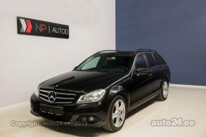Mercedes-Benz C 180 Avantgarde BlueEfficiency 1.8  88 kW