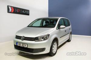 Volkswagen Touran TSI 1.2  77 kW