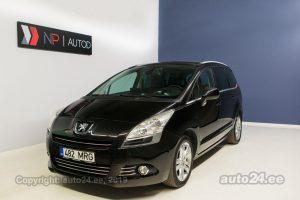 Peugeot 5008 Allure ATM 1.6  80 kW