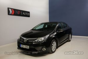Toyota Avensis Linea-Sol Facelift 1.8  108 kW