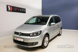 Volkswagen Touran BMT DSG  Cup 2.0  103 kW