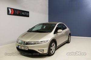 Honda Civic 2.2  103 kW