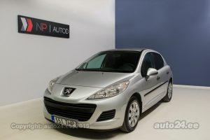 Peugeot 207 City 1.4  54 kW