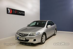Honda Accord i-VTEC 2.0  114 kW