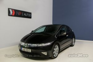 Honda Civic CTDi 2.2  103 kW