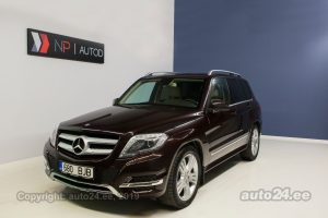 Mercedes-Benz GLK 220 CDI 4MATIC 2.1  125 kW