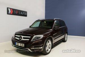 Mercedes-Benz GLK 220 CDI 4MATIC 2.1  125 kW