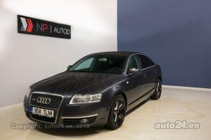 Audi A6 FSI 2.8  154 kW