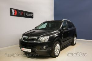 Opel Antara CDTI 2.2  120 kW