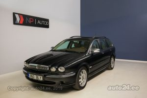 Jaguar X-Type Estate 2.0  96 kW