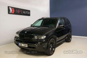 BMW X5 d 3.0  160 kW