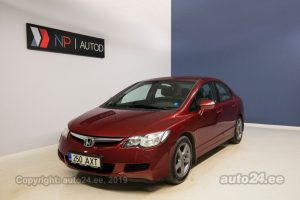 Honda Civic 1.8  103 kW