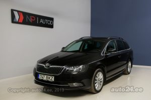 Skoda Superb TDI 2.0  125 kW